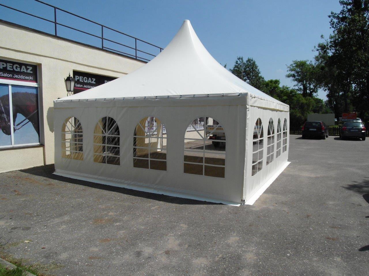 namiot dla organisty
