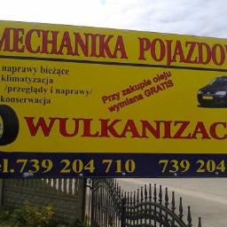Mechanika pojazdowa Wulkanizacja Plata Zenon - Wymiana olejów i płynów Sulęczyno