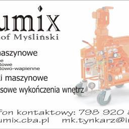 Baumix - tynki gipsowe, cementowe, cementowo - wapienne, płyty k / g. Tychy, Śląsk - Tynki Maszynowe Cementowo Wapienne Tychy