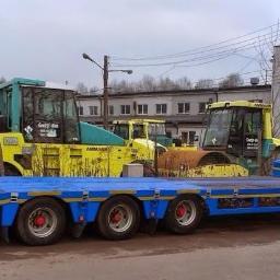 Sprzęt-bud - Firma transportowa Katowice