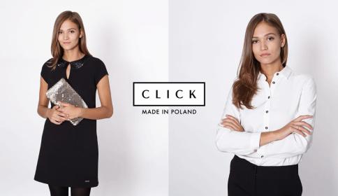 Clickfashion Group Sp. z o.o., Sp.k. - Hurtownia odzieży Kraków