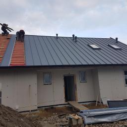 Firma Handlowo-Uslugowa Leszek Dyrda - Pokrycia dachowe Pcim