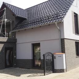 A.J. Uslugi budowlane - Ocieplanie budynków Borycz