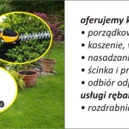 Moje Ogrody Mariola Wrona - Ogrodnik Abramowice prywatne