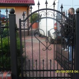 Montaż ogrodzenia Białogard 2