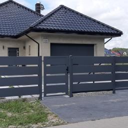 FHU POLMET Krystian Kataryńczuk - Ogrodzenia kute Oleśnica