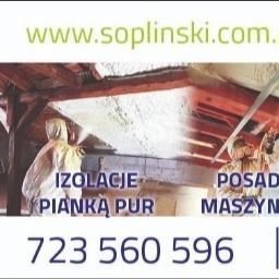 Marcin Sopliński firma Handlowo-Usługowa STM - Usługi Malarskie Kostomłoty