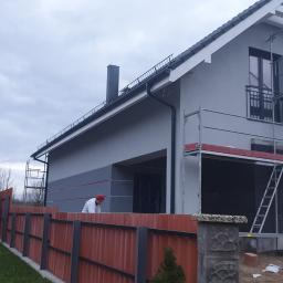 Suchy Dach (docieplenia) - Izolacja Pozioma Fundamentu Mierzyn