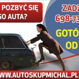 AUTOSKUPMICHAL - Samochody osobowe Ząbki