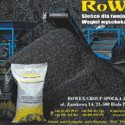 ROWEX GROUP Sp. z o.o. - Skład węgla Biała Podlaska