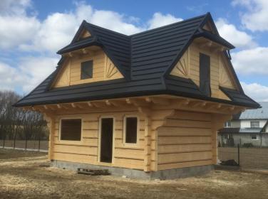 Budowa domów z bali - Domy z bali Nowy Targ