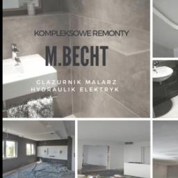 Marek Becht - usługi glazurnicze / usługi malarskie - Firma remontowa Dobroń