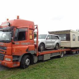 Eurocaravans Piotr Drewa - Transport ciężarowy krajowy Zamostne