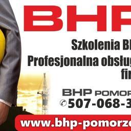 BHP Pomorze - Kurs pierwszej pomocy Gdańsk