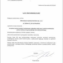 Wentylacja i rekuperacja Kraków 7