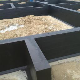 Firma budowlana ryszard nobik - Ocieplenie Pianką Poliuretanową Lubasz