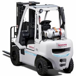 Wózki widłowe spalinowe czołowe Nissan Forklift o