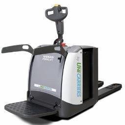 Wózek widłowy paletowy Nissan Forklift  PLP200