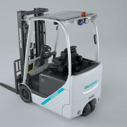 Wózek widłowy elektryczny TX3 1.25 – 2.0 tony NOWOŚĆ