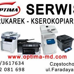 Naprawa drukarek - serwis laptopów - sprzedaż kserokopiarek - Kserokopiarki Używane Częstochowa