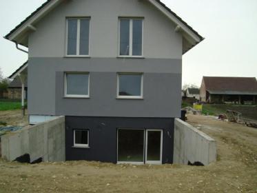 GERDBUD - Ocieplanie budynków Brożec
