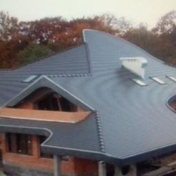 Usługi budowlane - Pokrycia dachowe Kębłowo