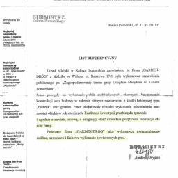 """Przedsiębiorstwo Handlowo-Usługowo-Budowlane """"Polski Dom"""" - Układanie kostki brukowej Białogard"""
