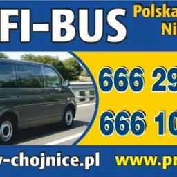 PROFI-BUS - Usługi Przewozowe Chojnice