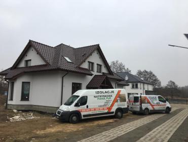 PS IZOLACJE Joanna Nosal, Artur Jeziak s.c. - Ocieplanie poddaszy Szczecin