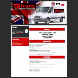 TB-TRANS - Przeprowadzki Firm Radomsko
