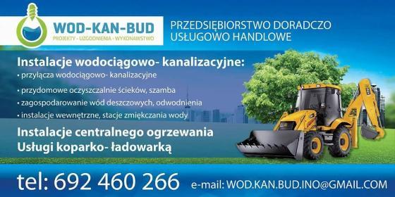 PDUH WOD-KAN-BUD Rafał Kołtuński - Instalacja Sanitarna Inowrocław