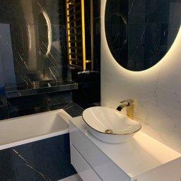 Remont łazienki u Klientki na Powstańców Śląskich