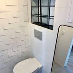 Stegny remont łazienki