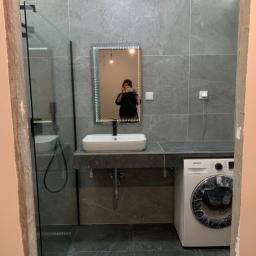 Remont łazienki na Jana Kazimierza
