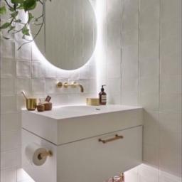 Remont łazienki na Białołęce - stan deweloperski