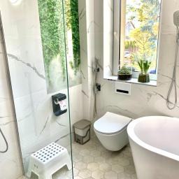Kompleksowy remont łazienki w Ursusie - wymiana glazury i urządzeń sanitarnych