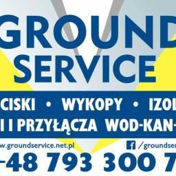 Ground Service - Instalacje sanitarne Zabrze