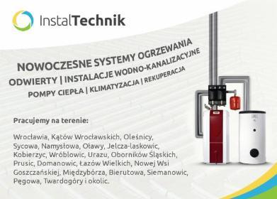 InstalTechnik Daniel Sawczak - Podłączenie Kuchenki Gazowej Oleśnica