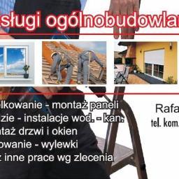 RAF - BUD Rafał Henne - Boazeria Plastikowa Pyskowice