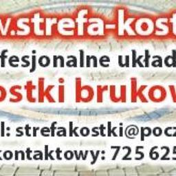 Strefa kostki - Ogrodzenia panelowe Bydgoszcz