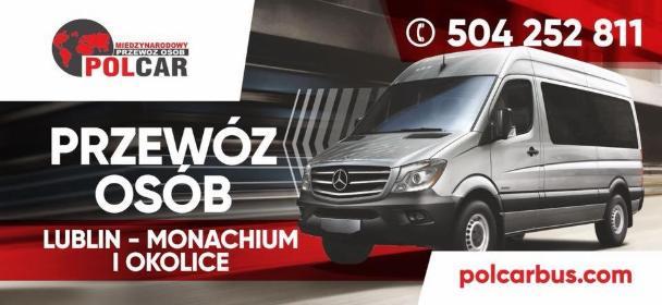 POLCAR Busy Lublin Monachium - Wypożyczalnia samochodów Lublin