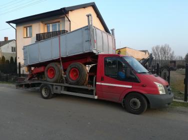 PHU Czech Artur - Transport samochodów Rabka-Zdrój