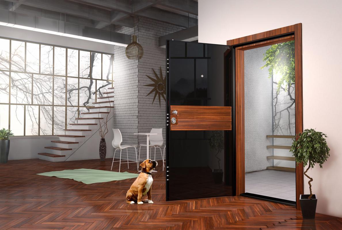 Які вхідні двері купити для квартири