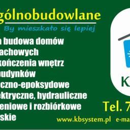 KB SYSTEM - Ekipa budowlana Tczew