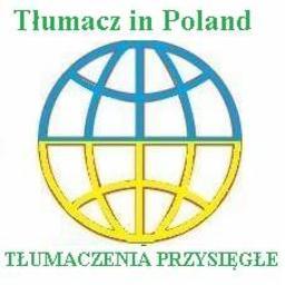 Tłumacz in Poland - TŁUMACZENIA - OBSŁUGA CUDZOZIEMCÓW RUSLAN LEVYTSKYY - Tłumacze Warszawa
