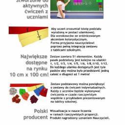 Grupa INFORIS Pomoce szkolne - Regały Paletowe Wjezdne Wrocław
