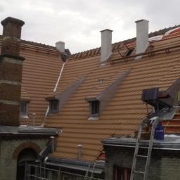 Wymiana dachu Poznań 6