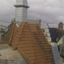 Wymiana dachu Poznań 4