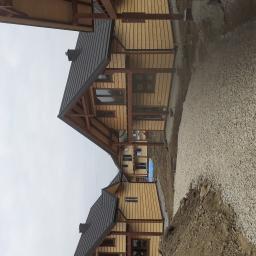 TOMEX - Ogrodzenia drewniane Hoczew