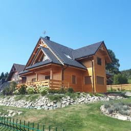 MOSKAŁA DOMY - Domy z keramzytu Brenna